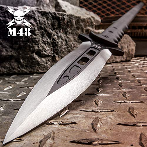 United Cutlery UC2961 United M48 Talon Survival Spear with Sheath -