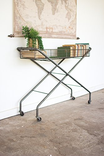 wire console table - 7