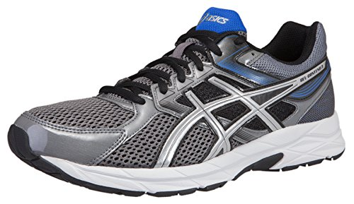 asics-mens-gel-contend-3-running-shoe-12-dm-us-charcoal-silver-turkish-sea