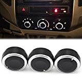 Car Air Conditioning Heat Control Switch Ac Knob for Toyota Tacoma
