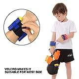 UWANTME Kids Tactical Waist Bag and Dart Wrister