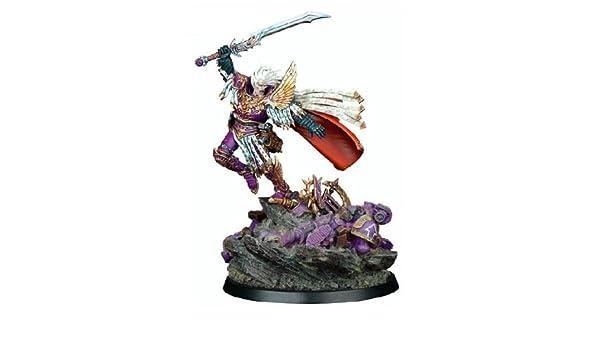 Amazon com: Forge World Warhammer 40K Models FULGRIM PRIMARCH OF THE