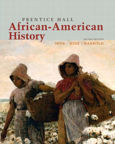 Books : African-American History