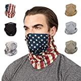 Terra Kuda Face Clothing Neck Gaiter Mask – Non