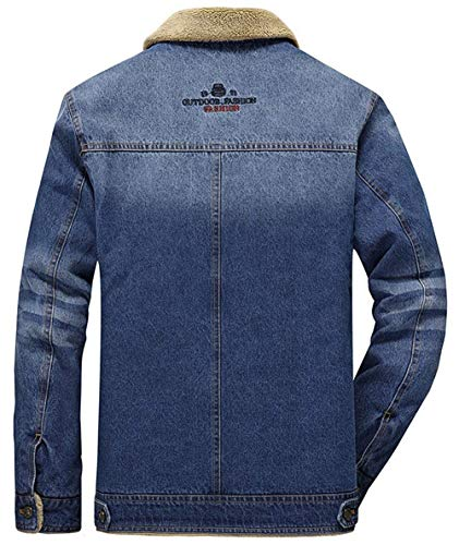 Abiti In Fashion Bomber Denim Caldo Autunno Comode 2 Cashmere qEAzw44