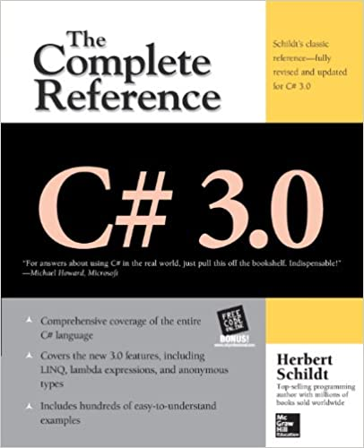 Book C 3.0 THE COMPLETE REFERENCE 3/E