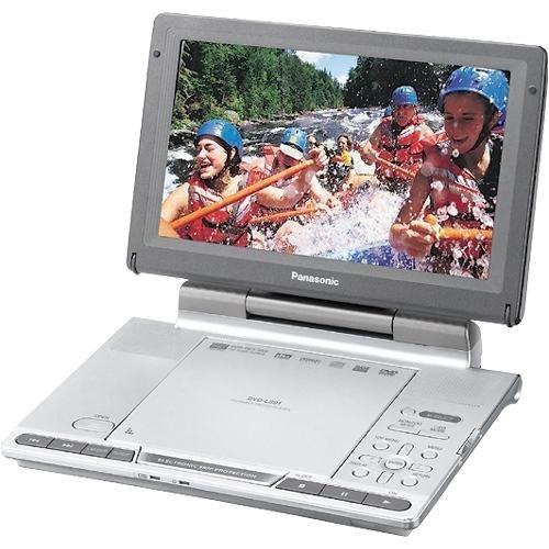 Panasonic DVD-LS91 Portable DVD Player