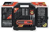 Black & Decker 71-622 122 Piece Drill and Drive Bit Set