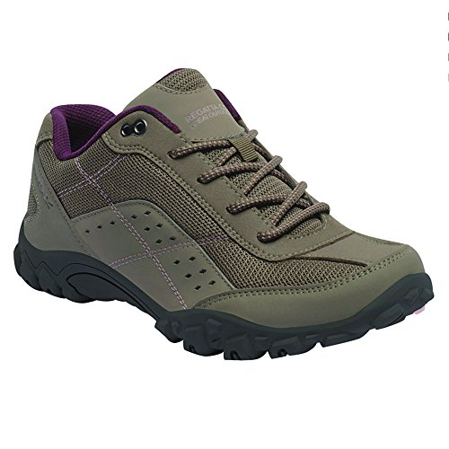 Regatta Great Outdoors Donna / Donna Lady Stonegate Scarpe Casual Leggero In Radica / Giada Leggera