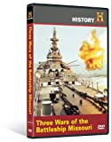 Three Wars/battleship Missouri