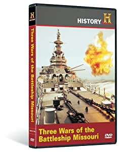 Three Wars/battleship Missouri