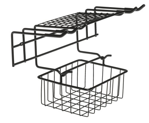 Review Racor PGR-1R Pro Garden Tool Rack with Removable Basket By Racor by Racor