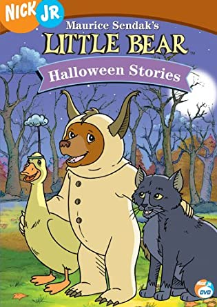 Amazon.com: Little Bear - Halloween Stories: Kristin Fairlie, Dan ...