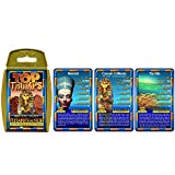 Ancient Egypt Top Trumps Card Game | Educational Card Games