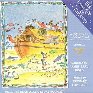 Embroidery Machine Noahs Ark Design - Noah's Ark