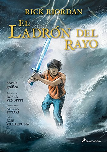 Download Percy Jackson 01 Ladron Del Rayo Read Pdf Book Audio