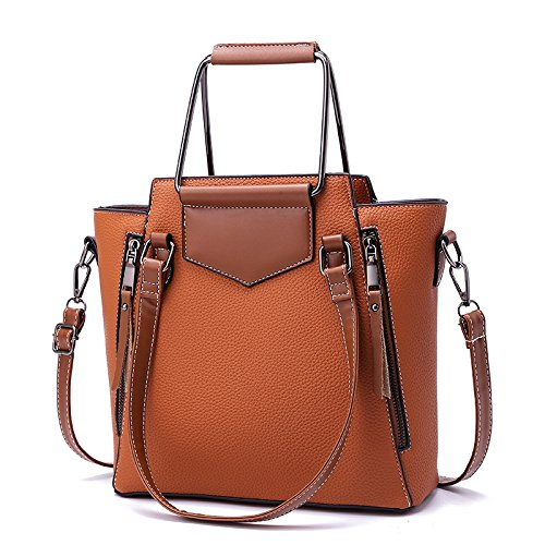 Yellow Women's Bag Bag Bag Shopping Shoulder Vintage Fashion Bag Large Capacity Casual Tote Women rOqRrp