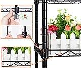 YOHKOH 5-Wire Shelving Metal Storage Rack