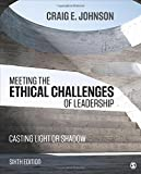 img - for Meeting the Ethical Challenges of Leadership: Casting Light or Shadow book / textbook / text book