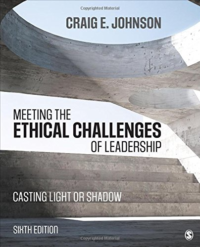 Price comparison product image Meeting the Ethical Challenges of Leadership: Casting Light or Shadow