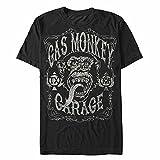 Gas Monkey Garage Vintage Monkey T-Shirt Large