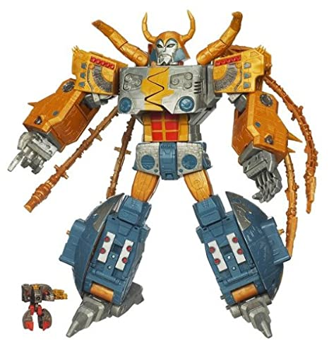 Amazon Transformers 25th Anniversary Limited Edition