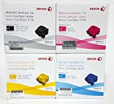 Genuine Xerox METERED 4 Color ink set for ColorQube 8700 108R01010 108R01011 108R01012 108R01013