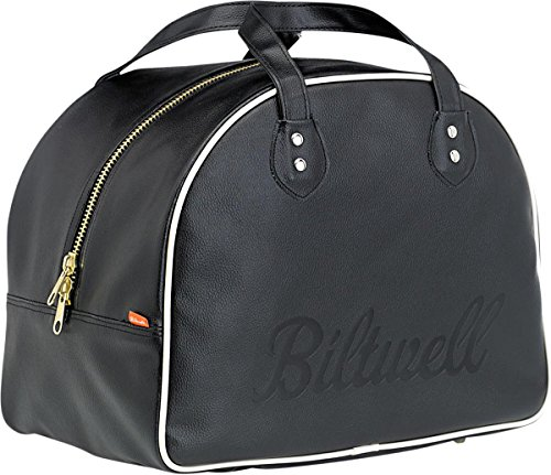 Biltwell RB-VIN-HEL-BW Black Rover Retro Helmet Bag by Biltwell