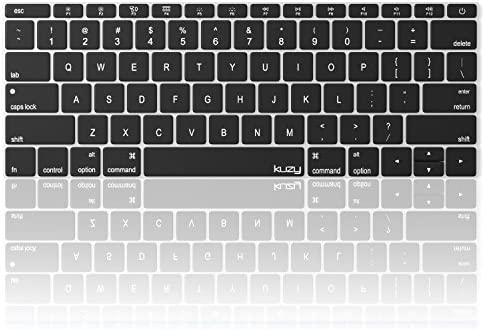 MacBook Pro Case Background Color Lines Different Shades Thickness MacBook Retina 12 A1534 Plastic Case Keyboard Cover /& Screen Protector /& Keyboard