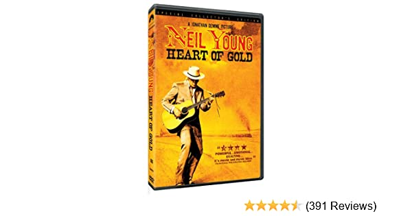 Amazoncom Neil Young Heart Of Gold Neil Young Emmylou