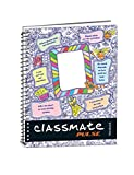 Classmate Pulse Selfie Single Line 6-Subject Notebook - 240mm x 180mm, 60GSM, 300 Pages