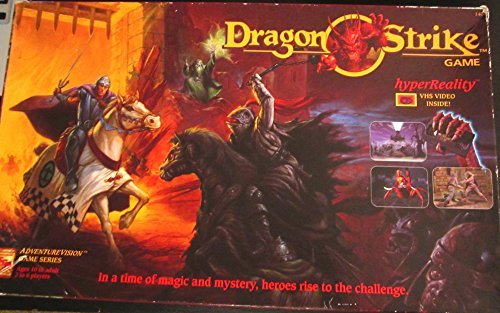 Dragon Strike Board Game from the Makers of Dungeons & Dragons (Dragon Strike Board Game)