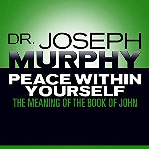 Peace Within Yourself Audiobook