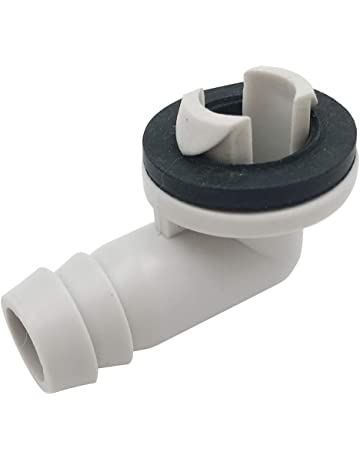 Air Jade AC Drain Hose Connector Elbow Fitting for Mini-Split Units and Window air