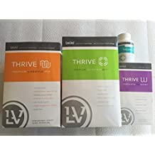 THRIVE Experience - Lifestyle Pack for Women + DFT + Balance! by Thrive by Le-Vel