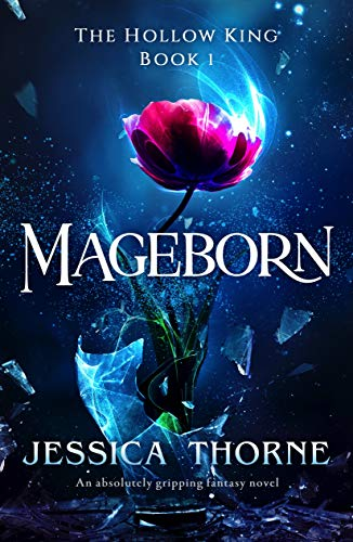 Mageborn Book Cover