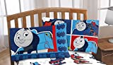Thomas the Tank Engine Go Go Reversible Pillowcase