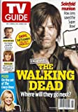 Norman Reedus (Daryl Dixon, The Walking Dead), Sarah Michelle Gellar, Linda Grey, Timothy Olyphant - February 17-March 2, 2014 DOUBLE ISSUE TV Guide Magazine
