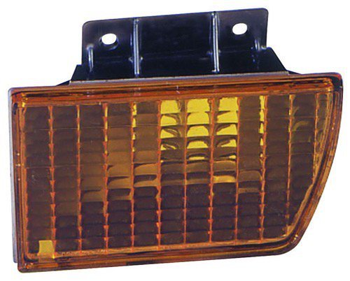 Go-Parts ª OE Replacement for 1990-1996 Chevrolet Beretta Turn Signal Light Assembly/Lens Cover - Front Left (Driver) Side - (GTZ + Z26) 915627 GM2530104 for Chevrolet Beretta ()