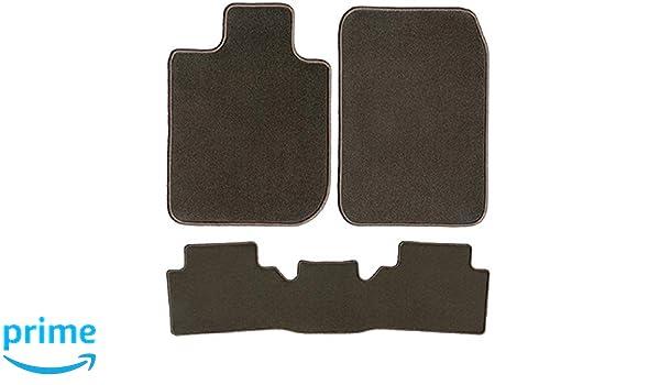 Coverking Custom Fit Front Floor Mats for Select Infiniti G20 Models Black Nylon Carpet