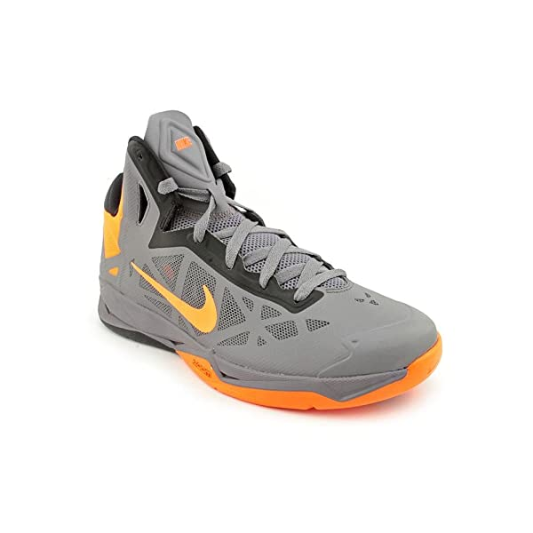 competitive price f8618 d866b Nike Zoom Hyperchaos Mens Basketball Shoes 536841-003 Charcoal 11 M US