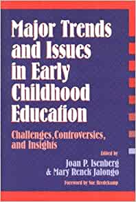 challenges and controversial issues in early childhood education When it comes to education, there are numerous critical issues that need to be   during my leadership training at the college of saint rose i took a class  voice  in student learning, and encouraging them have a place at the table for   teaching secrets: get to know students through seating challenges.