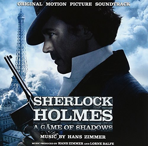 SHERLOCK HOLMES: A GAME OF SHADOWS MOTION PICTURE SOUNDTRACK