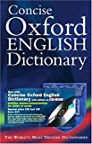Concise Oxford English Dictionary, , 0198610475