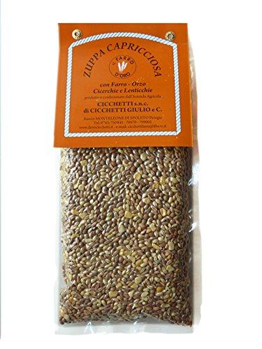Mix de legumbres y cereales italianos (farro, lentejas, cebada, cicerchia) 1.5