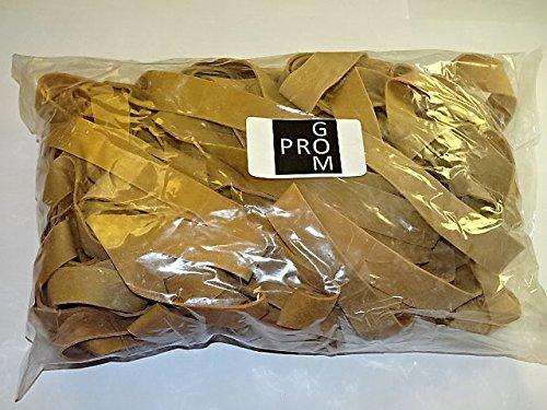 400 Gummib/änder Progom mm x 22mm /Ø225 1kg beutel natur