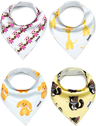 Set Drooling Teething Absorbent Hypoallergenic product image