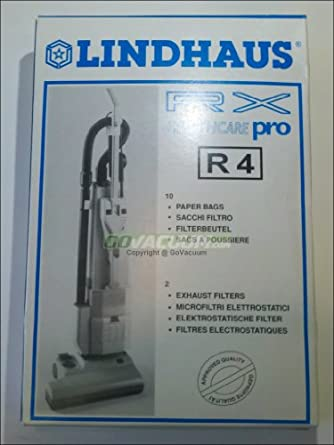 Lindhaus R4 Paper Bags