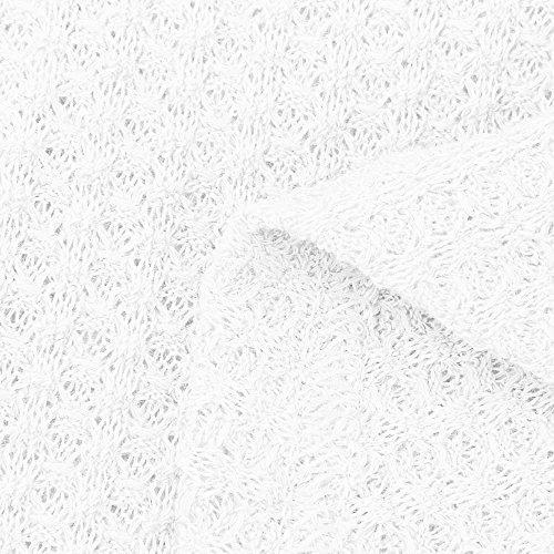 Boutonn Chemisier Chic Femme Top V Blouse Chemise Lache Tops Tricot Manche Shirt Femme Henley en Sweat Tie Blouse Chemise Tunique Tunique Longue en Shirt Blanc Knot Chic Sexy Col Sweat Col wF4RY4xI