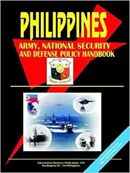 Book Philippines Army, National Security and Defense Policy Handbook